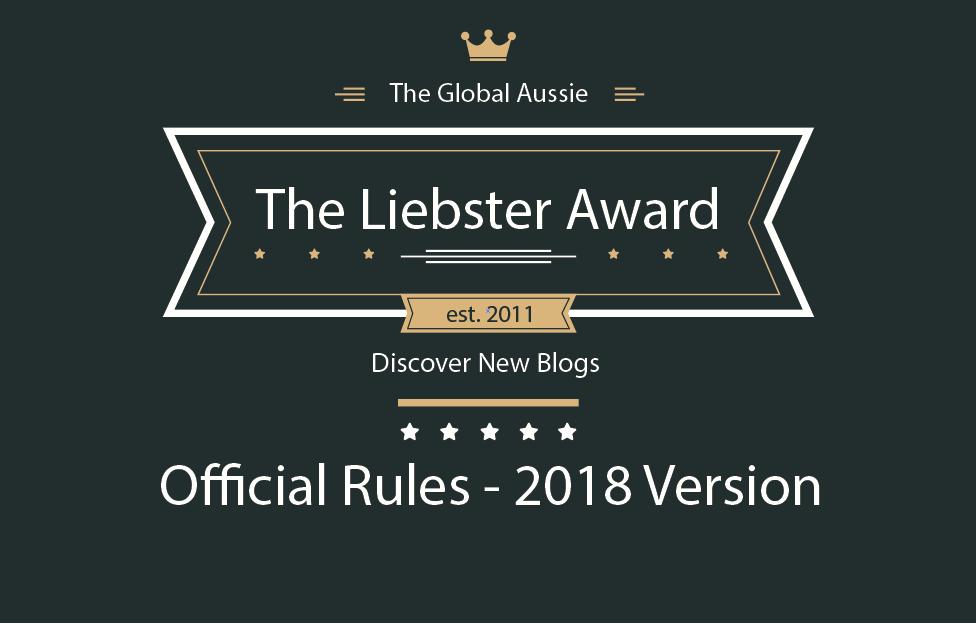 Premio Liebster Award 2018