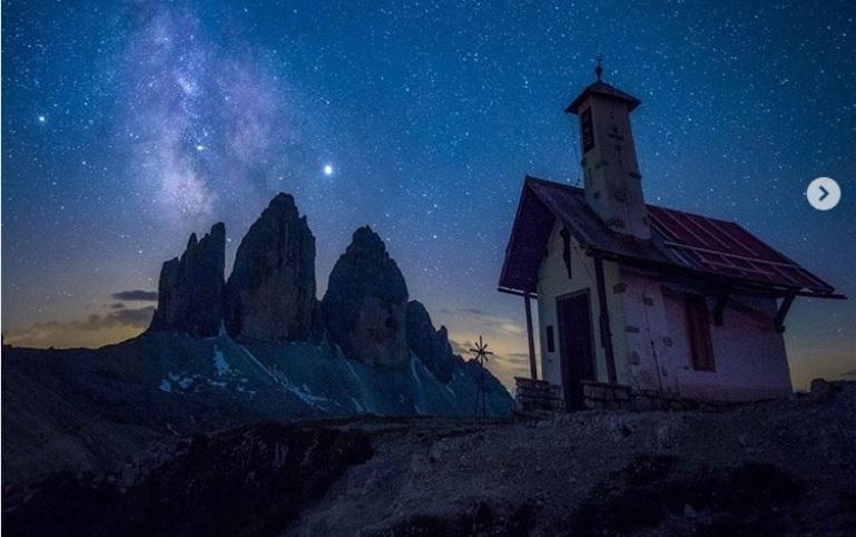 Iglesia En Tres Cimas De Lavaredo (3.000 m.)... 1