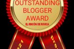 The Outstandig Blogger Award 2021