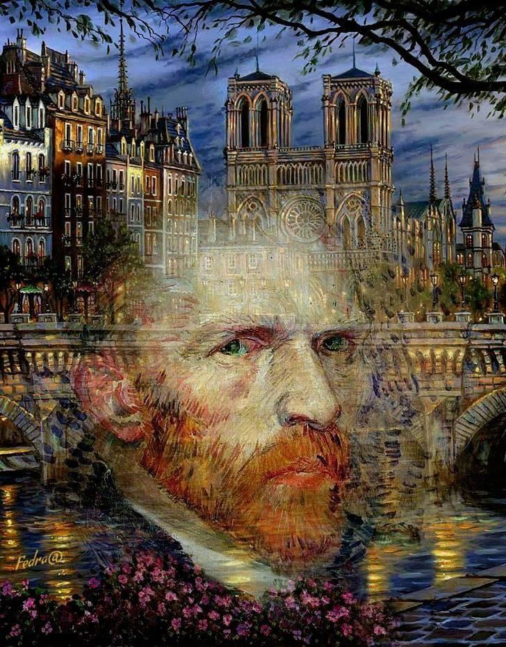 Vincent Van Gogh... 1