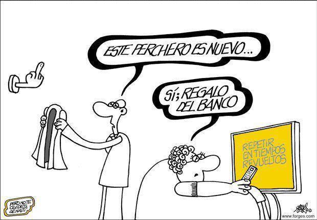 Regalo Del Banco... (Humor) 1