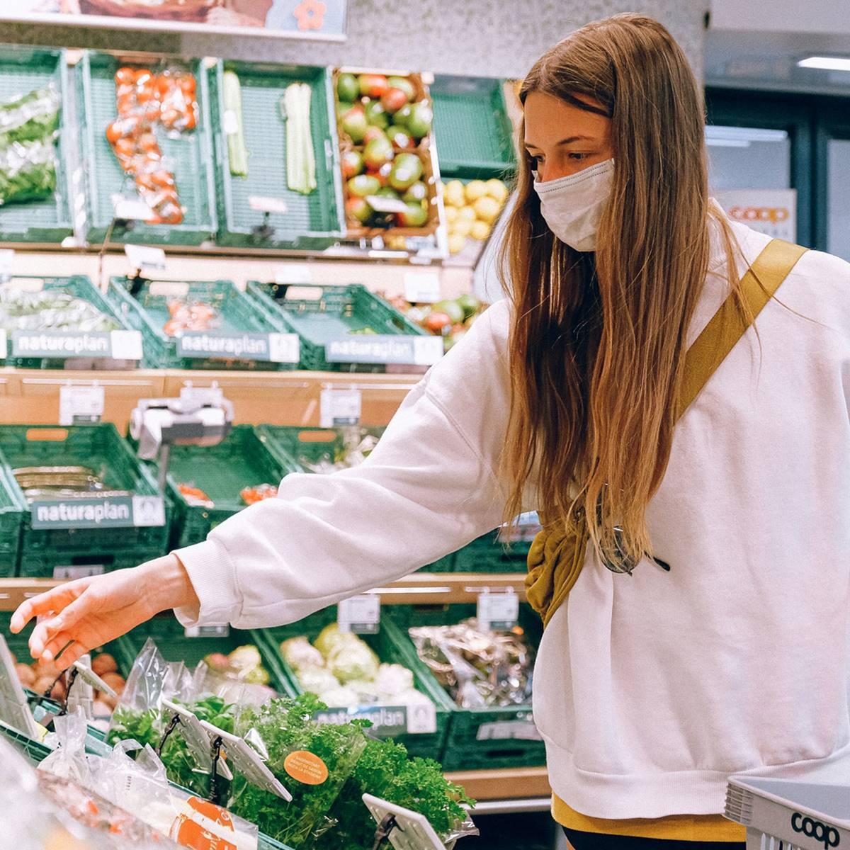 En El Supermercado... 1