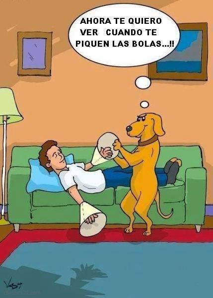 Cuanto Más Grande...(Humor) 3