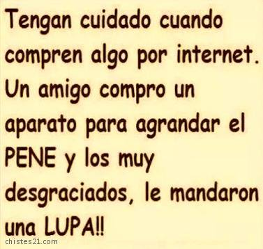 Hoy, Las Palabras Sobran...(Humor) 13