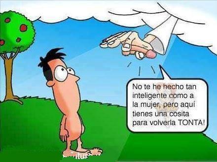 Cuanto Más Grande...(Humor) 1