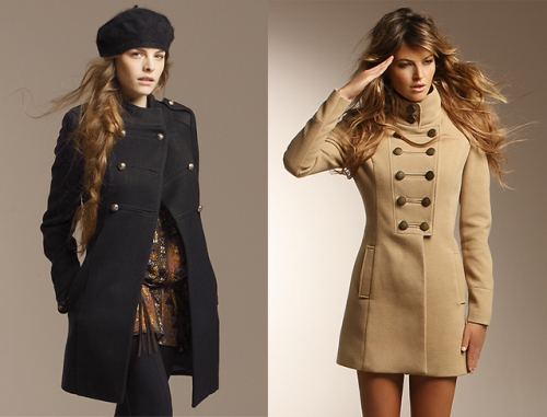 Abrigos Mujer – Moda 2014 – 2015