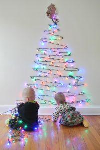 Alternativas al Árbol de Navidad Tradicional