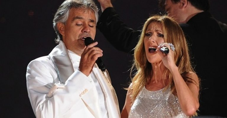 Andrea Bocelli y Céline Dion – The Prayer
