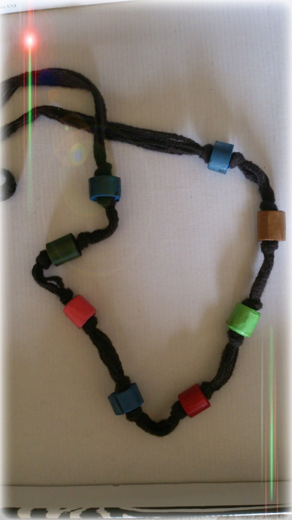 elrinconderovica collar diy 7 - 10 Collares DIY Parte 2