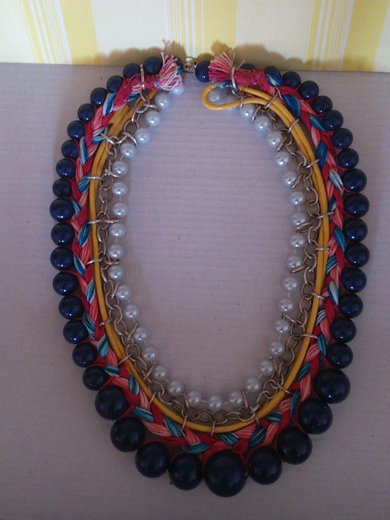 elrinconderovica collares diy 1 768x1024 - 14 Collares DIY