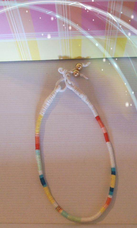 elrinconderovica collares diy 11 - 14 Collares DIY
