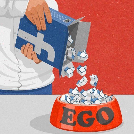 """elrinconderovica ego - Tu """"Muro"""" de Facebook Dice Mucho de Ti..."""