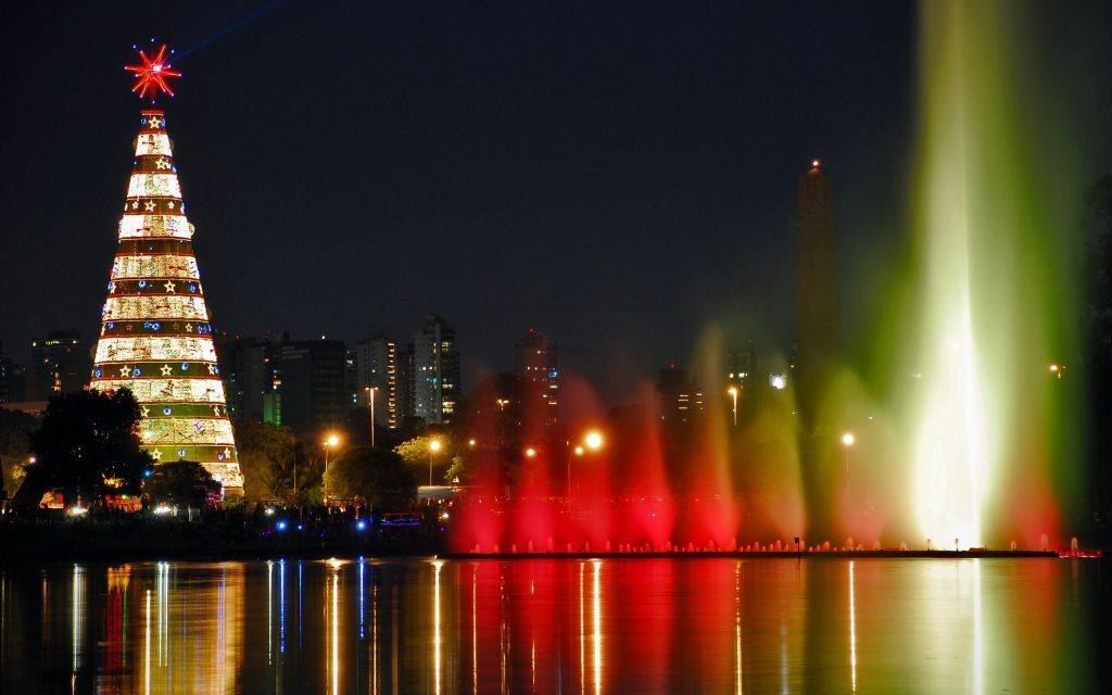 Celebración de la Navidad en el Mundo