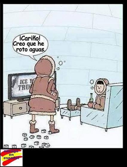 Cuanto Más Grande...(Humor) 5