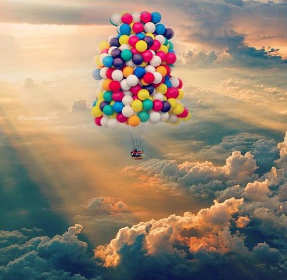 La Cabeza En Las Nubes... 1