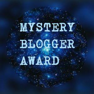 Mystery Blogger Award 2018