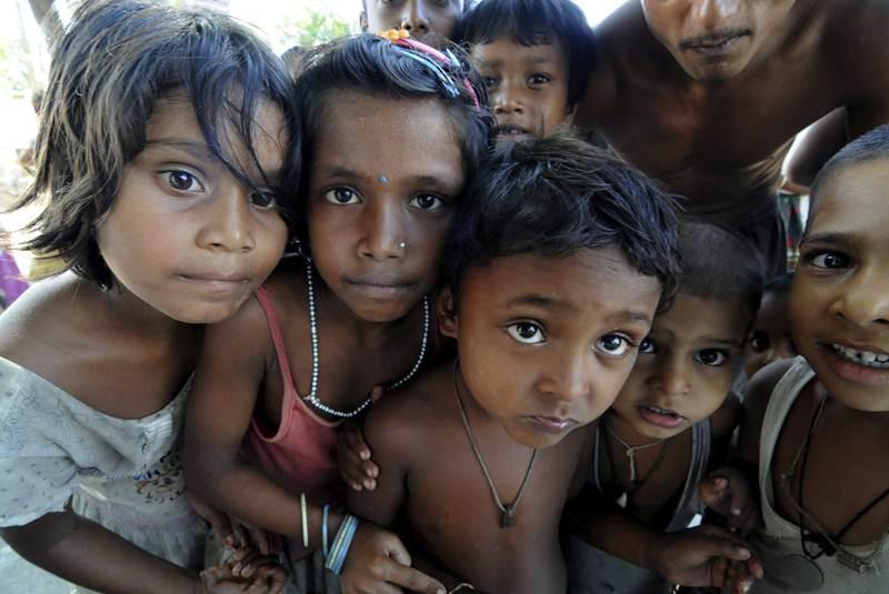 niños sin recursos ninosindia movil