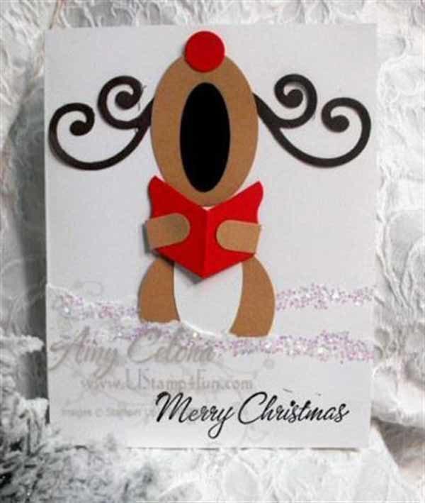 Crea Originales Felicitaciones De Navidad...✨🎄 5