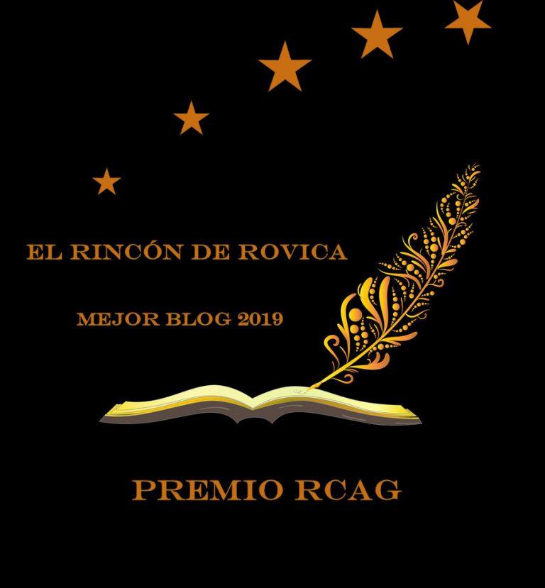 Premio RCAG: Mejor Blog 2019