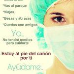 A Tod@s Los Sanitarios…¡Gracias!