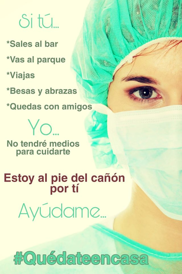 A Tod@s Los Sanitarios...¡Gracias! 1