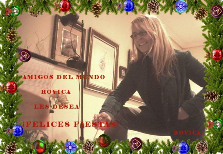 Amigos Del Mundo…¡Feliz Navidad!
