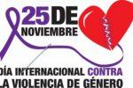 25 Noviembre Día Internacional Contra la Violencia de Género