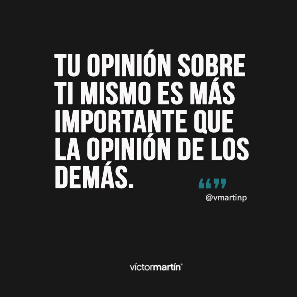 Las Opiniones De Los Demás... 3