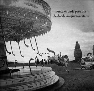 ¿Donde Quiero Estar?…
