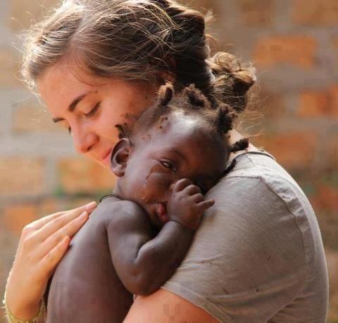 un abrazo, Un Abrazo…, El Rincón de Rovica