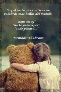 Un Abrazo... 8